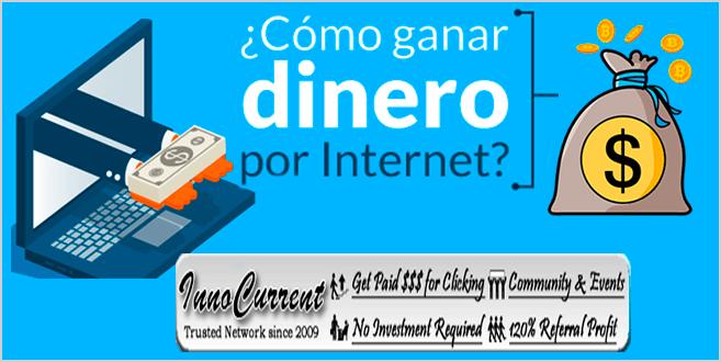 gana dinero por internet desde casa
