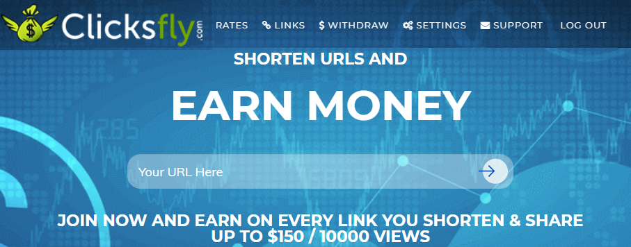 Hacer dinero acortando y compartiendo enlaces